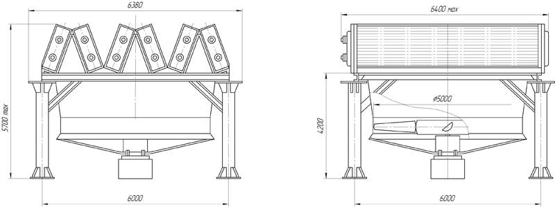 Теплообменник авз Подогреватель высокого давления ПВД-550-230-50 Ноябрьск