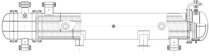 Опросный лист кожухотрубчатый теплообменник Пароводяной подогреватель ПП 1-32-7-4 Набережные Челны